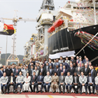 New drillship lands nine well contract