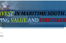 Promoting maritime investment opportunities