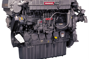 Yanmar 6AYM-W Series Commercial High Speed Engine