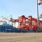 Container terminal equipment arrives ready for commissioning